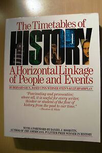 The-Timetables-of-History-by-Bernard-Grun-1982-Paperback