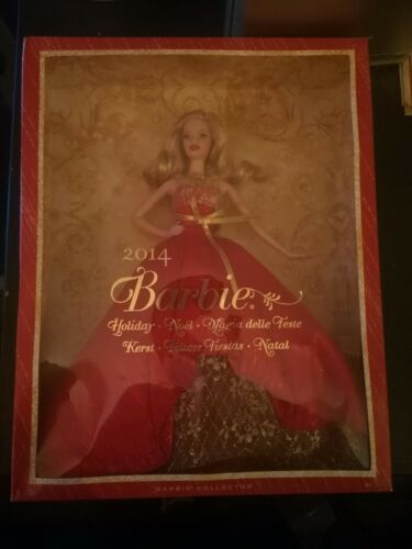 Barbie Holiday 2014 collector