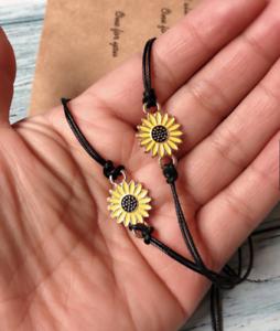 Sunflower-Bracelet
