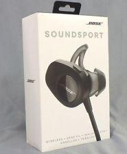 Bose SoundSport wireless headphones Sport WLSS BLK [Domestic genuine products]