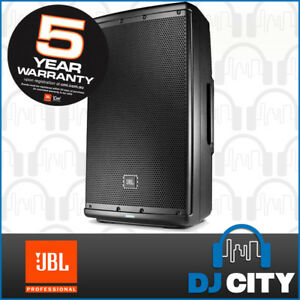 jbl eon 612 powered speaker 12 inch 12 39 39 1000w eon612 bnib dj city 632709973196 ebay. Black Bedroom Furniture Sets. Home Design Ideas