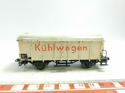 Aw392-0, 5# Märklin H0/00/ac In Ghisa-carrello Di Raffreddamento/carri Merci 324-/güterwagen 324 It-it Mostra Il Titolo Originale Caldo E Antivento