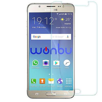 """Pellicola In Vetro Temperato Per Samsung Galaxy J5 J510 5,2"""" 2016 Protezione"""