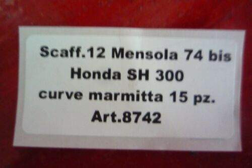 COLLETTORE MARMITTA SCARICO Honda SH300 SH 300 2007 2008 2009 2010