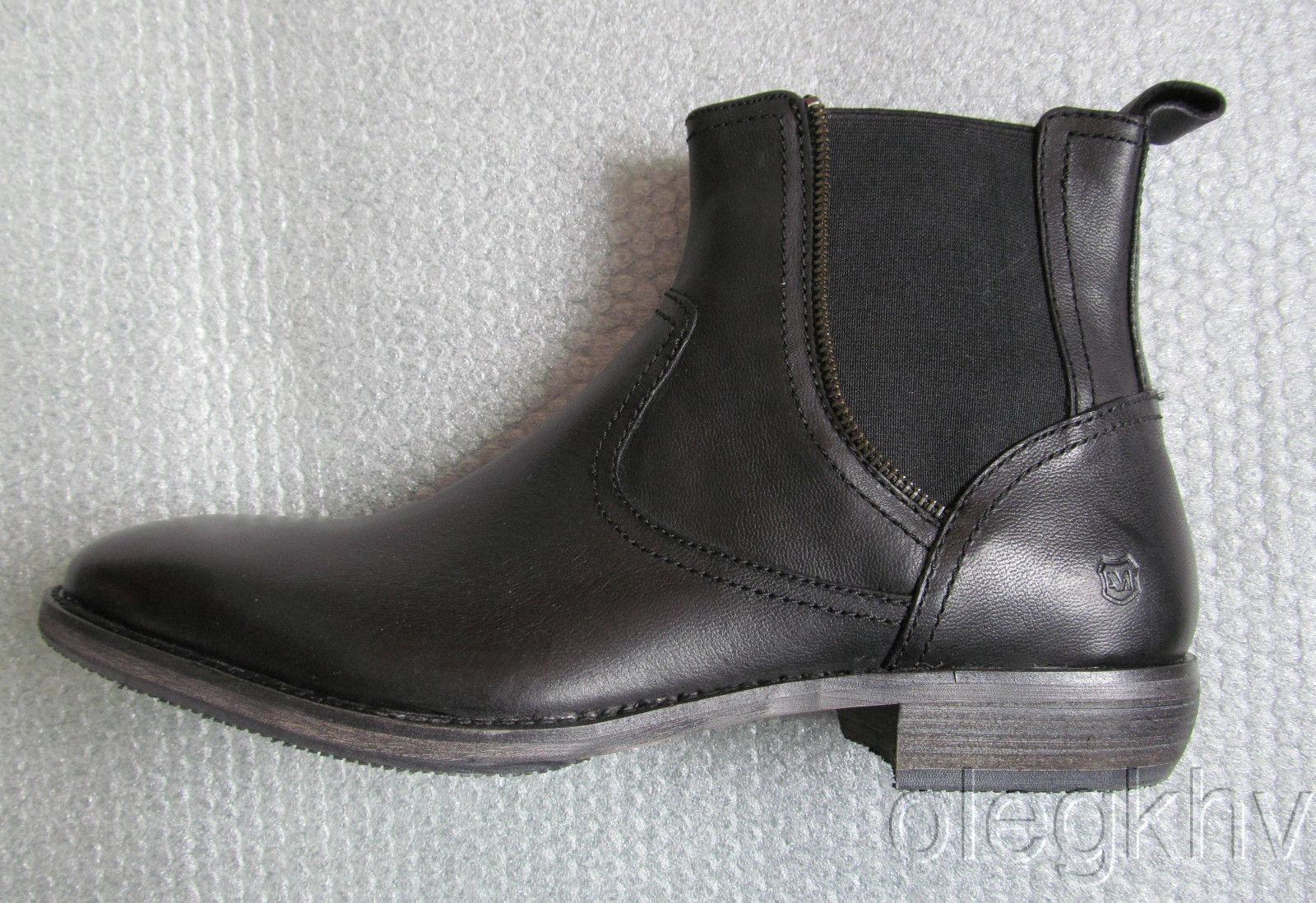 NEW Andrew Marc Chelsea Zip boot  size 12 248