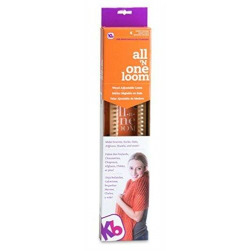 Authentic Knitting Board All-n-one Loom, 18-inch - Allnone Loom