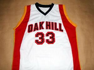 18d1e24e3 KEVIN DURANT OAK HILL HIGH SCHOOL BASKETBALL JERSEY QUALITY SEWN NEW ...