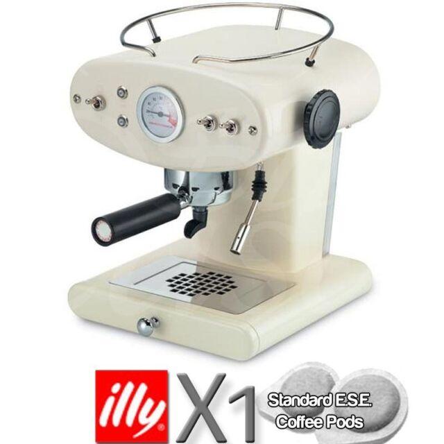 Illy Macchina Espresso E.s.e. Trio X1 60164 Marsala | eBay