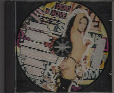 DEAD OR ALIVE Turn Around And Count 2 Ten PIC DISC BURNS C4 CD 1988 NEW