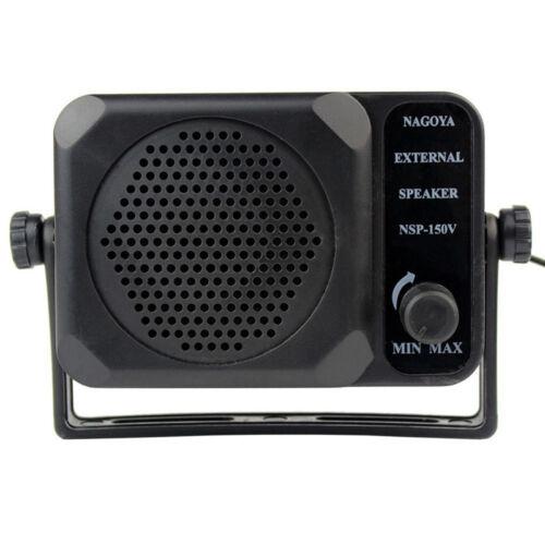 Motorola Kenwood ICOM Radio CB Radios Mini External Speaker NSP-150v ham