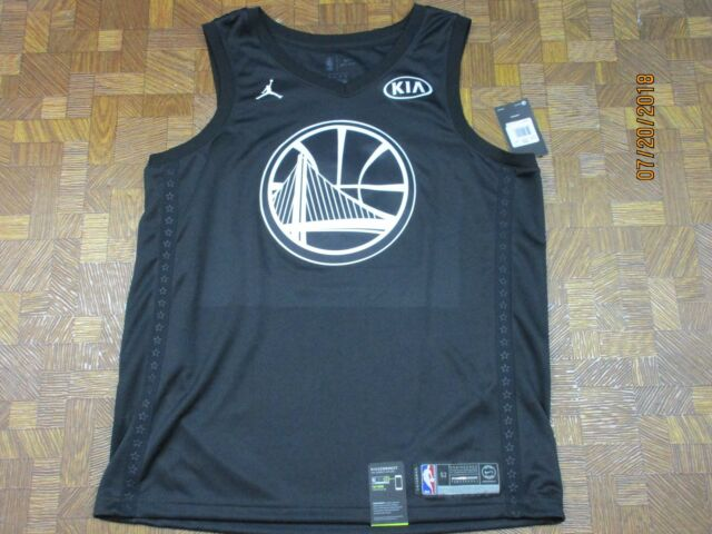 100% authentic e629f 14da3 Nike Air Jordan Jumpman Sz 40 S Steph Curry 30 KIA All-star Game Jersey