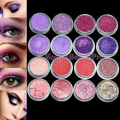16 Mix Color Eyeshadow Eye Powder Cosmetics Makeup Salon Artist Set #2