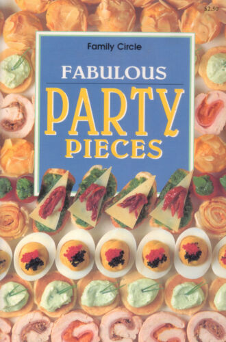 1 of 1 - PARTY PIECES Family Circle **GOOD COPY**