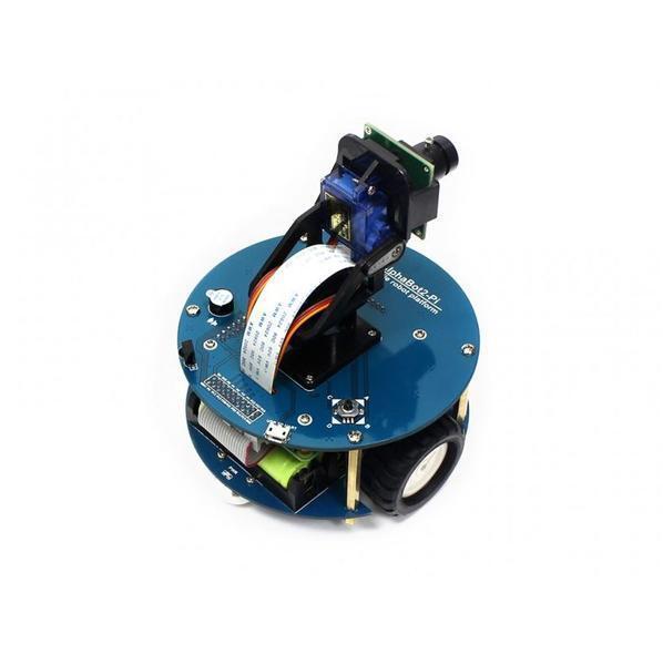 AlphaBot2 robot robot robot building kit for Raspberry Pi 3