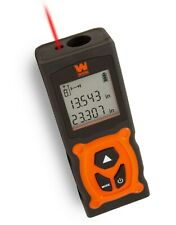Wen 10165 Multi Unit Compact Digital 120 Ft Laser Distance Measure With Led Screen