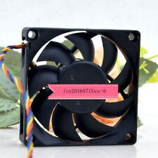NMB 2806KL-04W-B49 DC12V 0.28A 70*70*15MM 3pin CPU Chassis cooling fan #Mq42 QL