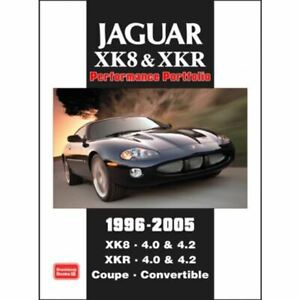 Jaguar-Xk8-amp-Xkr-4-0-4-2-Performance-Portfolio-Reports-Road-Test-1996-2005-Book