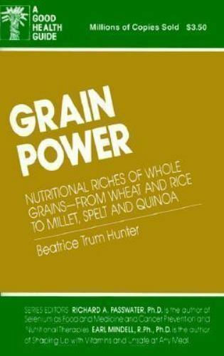 Grain Power-ExLibrary by Hunter, Beatrice Trum
