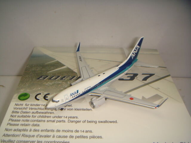 Aeroclassics 400 ANA All Nippon Airways NH B737-700WL   2000s Couleur  1 400  approvisionnement direct des fabricants