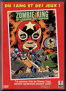 DVD-Zombie-King-amp-the-legions-of-Doom-Bill-Marks-Gore-Horreur-Zombies