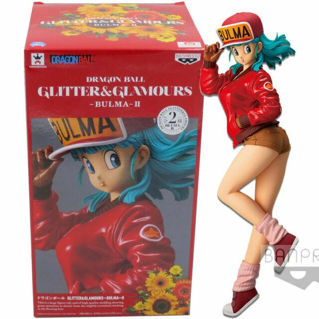 NEUVE Figurine DRAGON BALL Glitter/&Glamours BULMA Vol.2 Banpresto