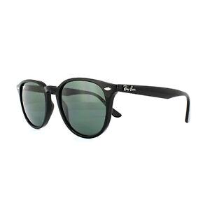 bb52bbb2024 Ray-Ban Sunglasses 4259 601 71 Black Green G-15 8053672602432