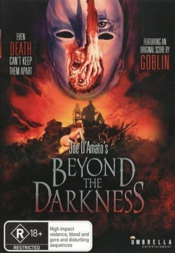 1 of 1 - Beyond the Darkness (NTSC Format DVD Region 4)