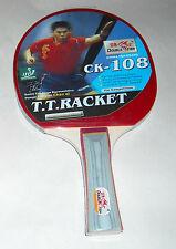 Brand name basic Table tennis racket ping pong (LONG paddle bat CK108 or similar