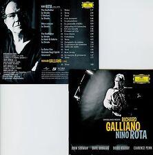 NINO ROTA par RICHARD GALLIANO
