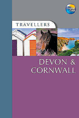 "1 of 1 - ""VERY GOOD"" Thomas Cook Publishing, Devon and Cornwall (Travellers), Book"