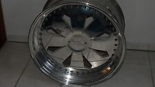 Wheels and More Nobility 3tlg. Alufelge 10,5x19 ET: 29 LK: 5x112 NEU MB Audi