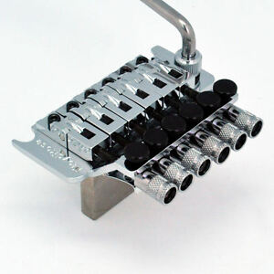 Guitar parts floyd rose locking intonation screw system hollow point
