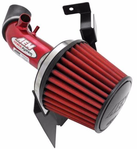 AEM 03-04 Evo 8 Red Short Ram Intake 22-435R