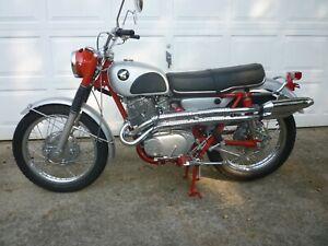 1966 Honda CL