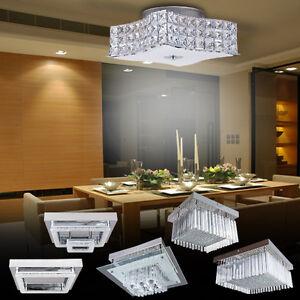 Details zu LED Deckenleuchte Wohnzimmer Designleuchte Deckenlampe Küche  Schlafzimmer Modern