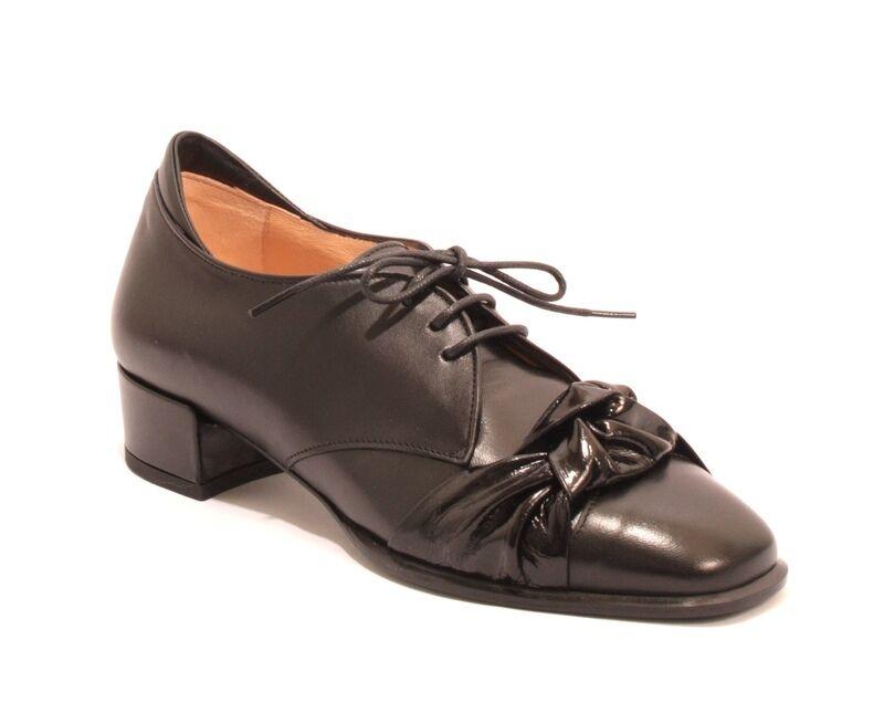 tutti i prodotti ottengono fino al 34% di sconto Gibellieri 2044 nero Leather     Patent Lace-Up Casual Loafers 40   US 10  il più recente