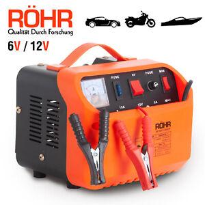 Rohr-Voiture-Chargeur-de-Batterie-Intelligent-DFC-10P-Rapide-d-039-entretien-6V-12V