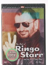 RINGO STARR AND HIS ALL STARR BAND SO FAR... THE BEST DVD F.C. BEATLES SEALED!!!