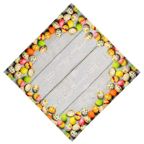 Mantel Pascua fondos manta mesa alfil tapetes osterdecke osterläufer multicolor