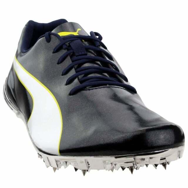 Puma Evospeed Electric 7 Casual Running Shoes Black Mens