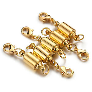 5pcs-Magnetic-Lobster-Clasps-Connector-Magnetic-Clever-Clasp-Necklace-Bracelet
