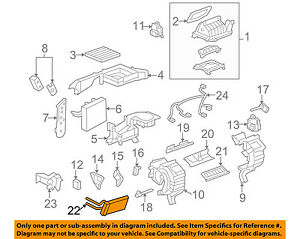 GM-OEM-Hvac-Heater-Core-25952917