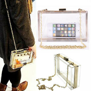 Women-Transparent-Clear-Acrylic-Clutch-Purse-Evening-Shoulder-Bag-Handbag