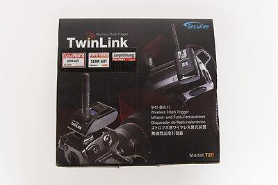 Realistisch Twinlink Wireless Flash Trigger Model T2d