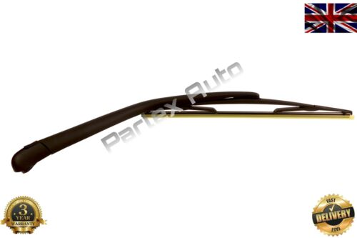 Rear Windshield Wiper Arm w//Blade for Renault Kangoo 1998-2008 Trafic 2001-2018