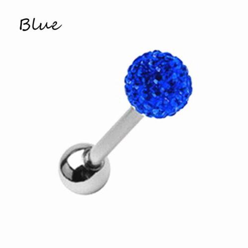 männer hanteln bar kristallkugel körper hengste piercing pin zungenpiercing