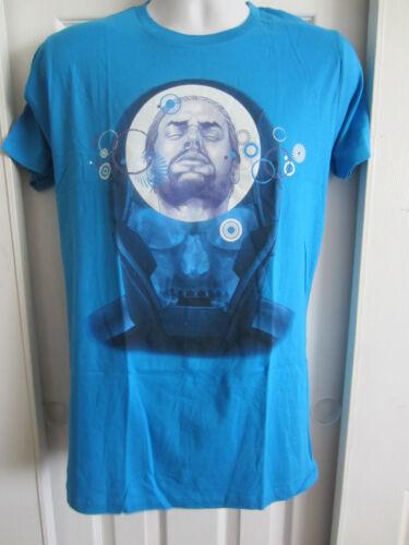Marvel Iron Man X-Ray T-Shirt  NWOT HOT TOPIC