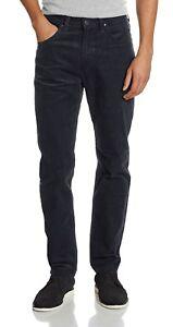 stringati e velluto Daren taglio con elastici in Jeans con lacci Lee regolare elasticizzato C0Y6pwqx