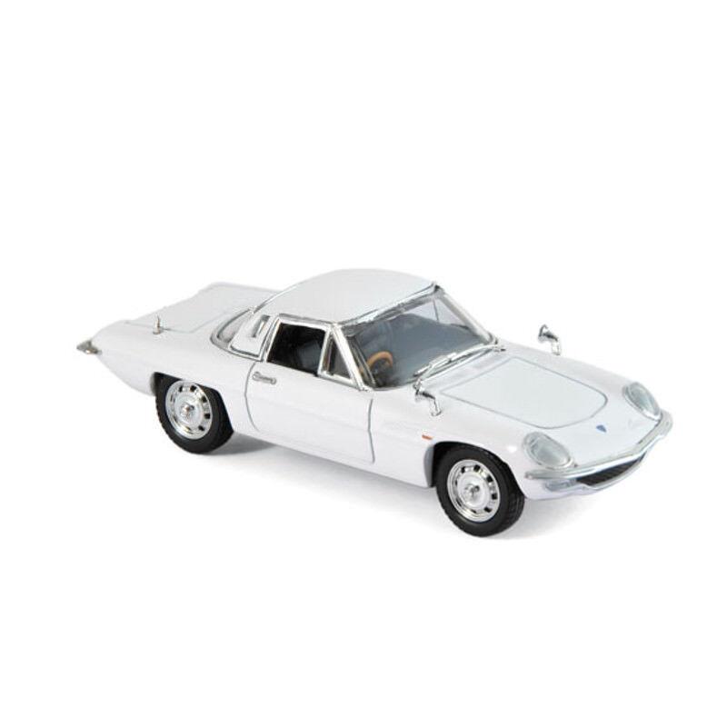Norev 800602 Mazda Cosmo Sport L10B weiss 1968 Maßstab 1 43 Modellauto NEU °  | Qualität und Verbraucher an erster Stelle