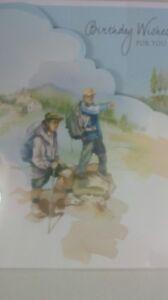 Birthday-walking-hiking-scene-Birthday-wishes-Selective-Code-50-13-5-X-20-cm